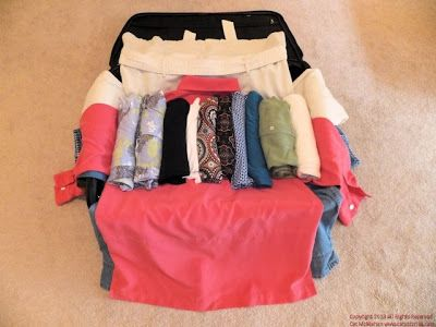 How to Pack Luggage for a Road Trip