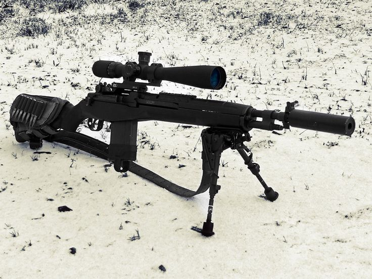 17 Best images about All M1A/M14 on Pinterest ... M14 Tactical Sniper Rifle