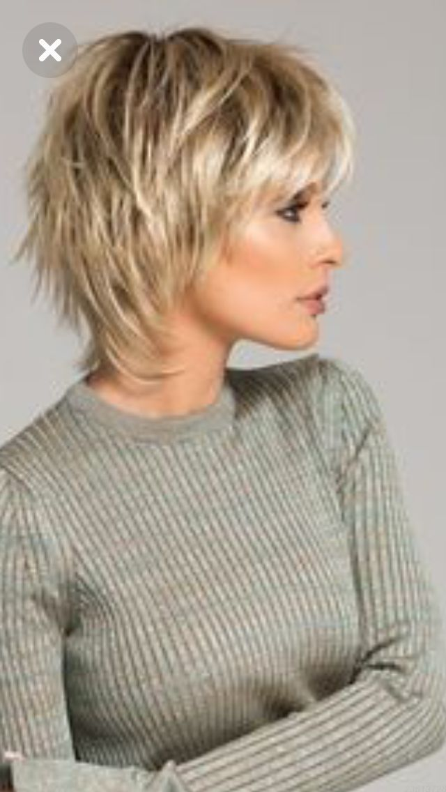 Short Hair Styles Everything From Bobs To Pixie Haircuts Shorter Styles Upon The Foundation Of Short Shag Hairstyles Short Hair With Layers Thick Hair Styles