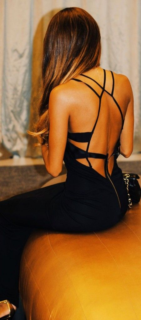50 Backless Dress Inspirations For Your Next Party | ZetWet Blog