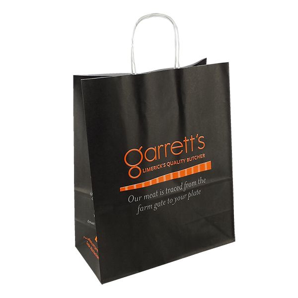 We are delighted to supply packaging solutions to fellow Limerick business Garrett's Castletroy who supply delicious meat traced from the farm gate to your plate #packaging #bags #butcher