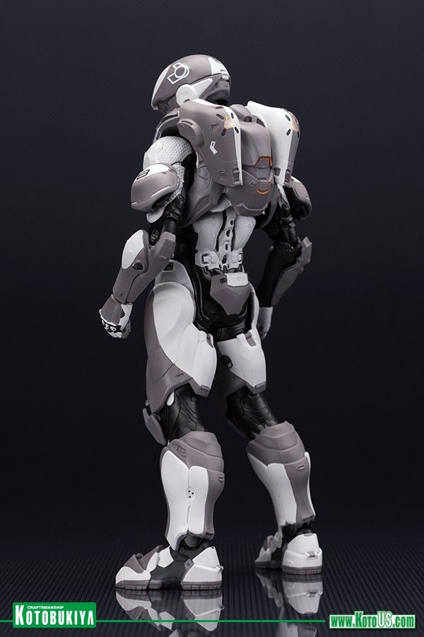 Halo Spartan Athlon ARTFX Statue 004