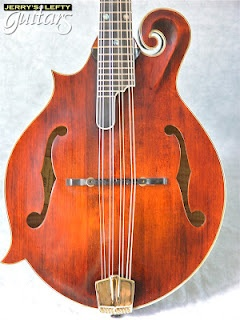 I wish for a lefty mandolin. :)