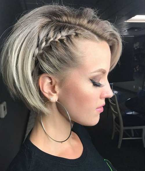 Cute Braids for Short Hair with 20 Examples