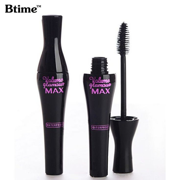 Btime Brand New Waterproof Mascara Beauty Thick Eyelashes Makeup Eye Lashes Make Up Cosmetics Mascaras -- Dlya polucheniya boleye podrobnoy informatsii posetite ssylku na izobrazheniye.