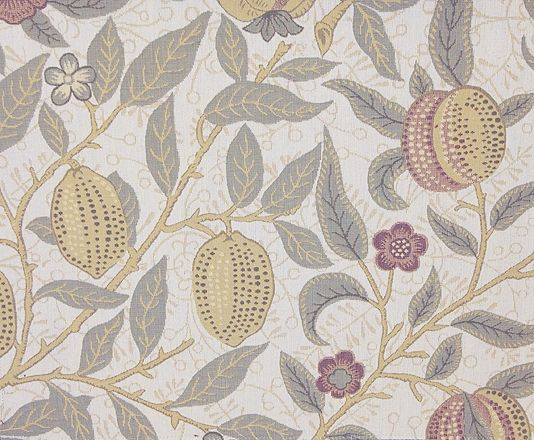 Fruit Upholstery Fabric Our New Home Pinterest William Morris