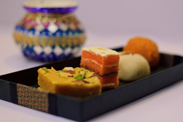 Sweet Delicacies is prepared in rich Desi Ghee which is pure to the core. Thus, the mithai prepared in Desi Ghee is sinfully rich and a perfect treat to your taste buds.