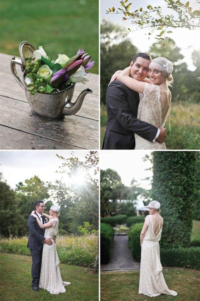 Свадьба в стиле 20-х годов от Vela Images