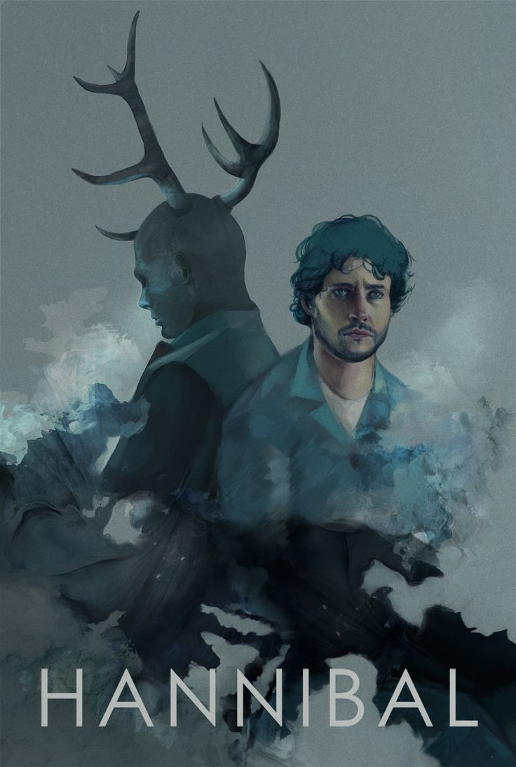 "Fan Art for Hannibal episode, ""Hassun,""by andrea-granados"