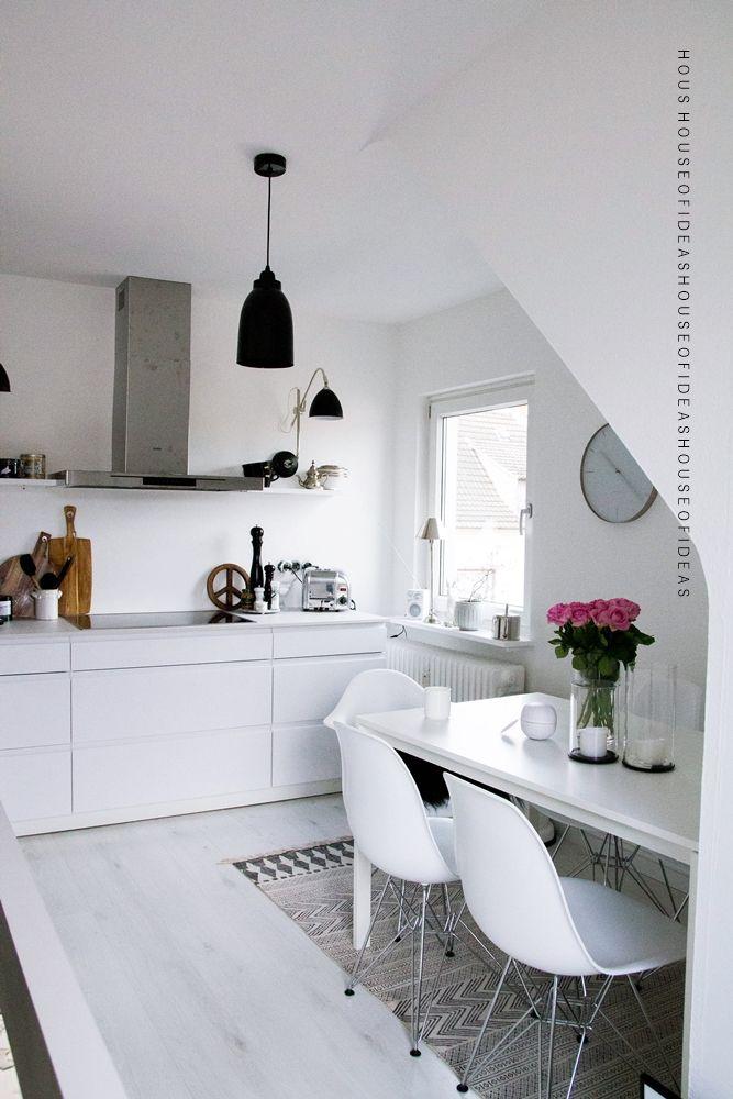 52 best Creative Kitchen Decoration images on Pinterest   White ...