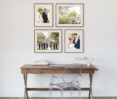 displaying wedding photos at home - Google Search