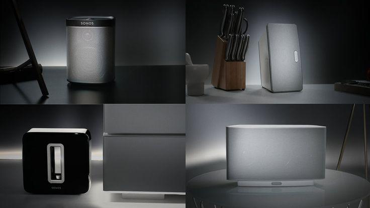The #Sonos #Wireless HiFi System #KellerHomes