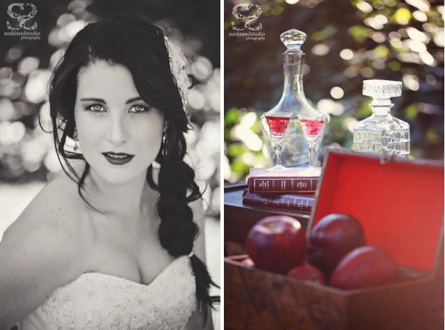 Snow White styled shoot #OlivelliCT