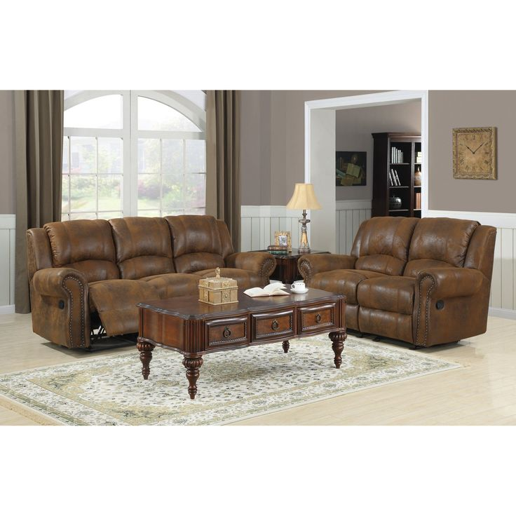 good looking microfiber living room set. Quinn Double Reclining Sofa and Loveseat  Bomber Jacket Microfiber A great addition to your 149 best Set images on Pinterest Canapes Couches Loveseats