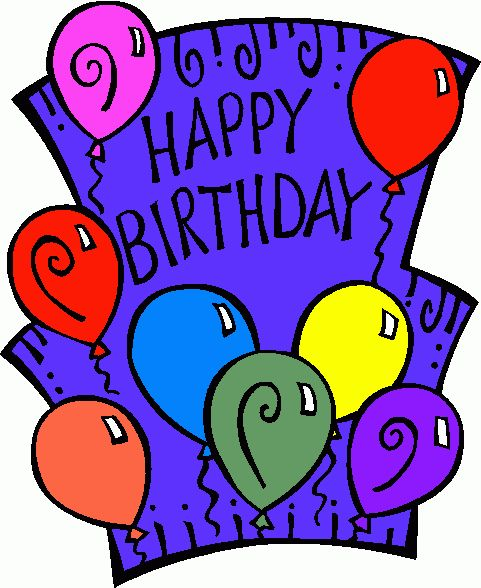 35 best Birthday clip art images – Birthday Greetings Clip Art