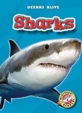 Sharks (free):  Information about sharks (parts of shark, hunting, eating).  iBook can read aloud, but reading is VERY choppy.  Better if content is read by reader.  Interesting pictures & easy page turn.  *** (of 5)