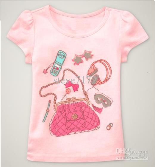 girls' t shirts cotton jumpers boys tees shirts tops kids t-shirts blouses sweatshirts outfits LM730