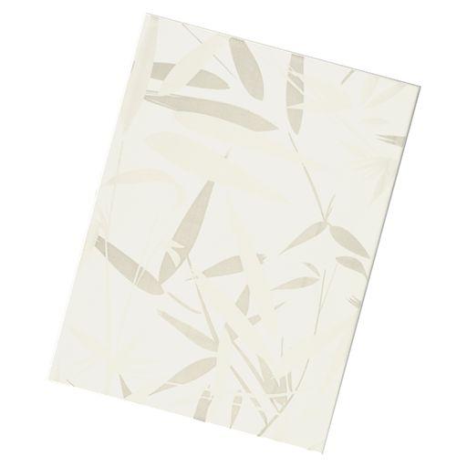 Sequenza Almond Gloss Bamboo Insert 400X300mm 48615IB Beaumont Tiles