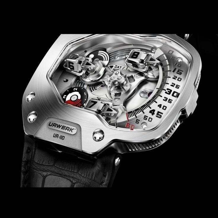 URWERK UR-110 Automatic Watch