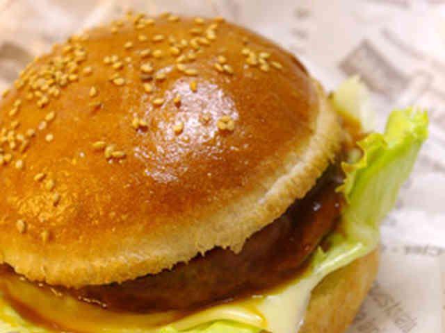 簡単バンズ!手づくりハンバーガーの画像
