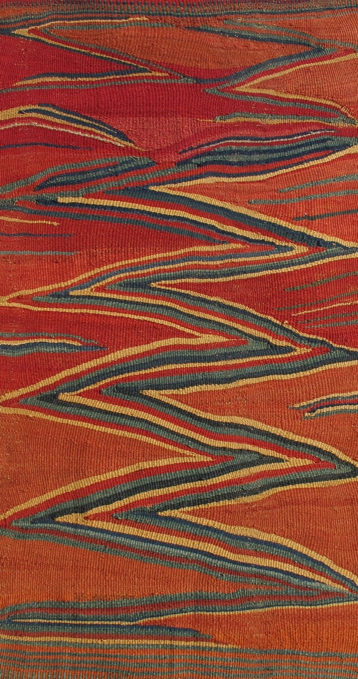 Pre-Columbian Textile, no further info, frustratingly