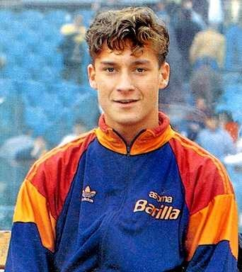 Young Francesco Totti - AS Roma - 1993