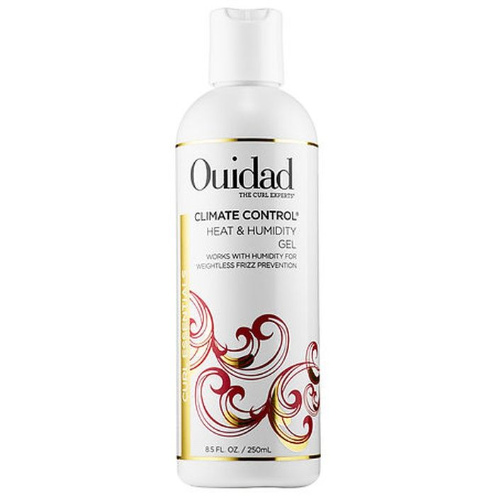 10 Best Hair Straightening Products - #1 Ouidad Climate Control Heat and Humidity Gel #rankandstyle