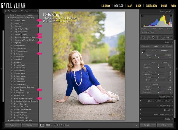 How to Layer Lightroom Presets   Pretty Presets for Lightroom