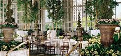 The Garden at the Fairmont Olympic Hotel in Seattle, WA
