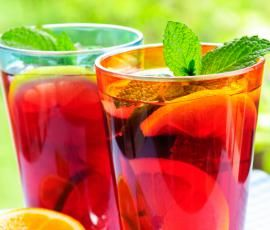 Recipe Sangria Punch by Thermomix in Australia - Recipe of category Drinks