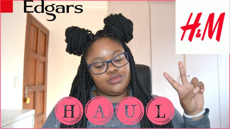 PLUS SIZE TRY-ON FASHION HAUL | H&M AND EDGARS ♡ Nicole Khumalo ♡ South ...