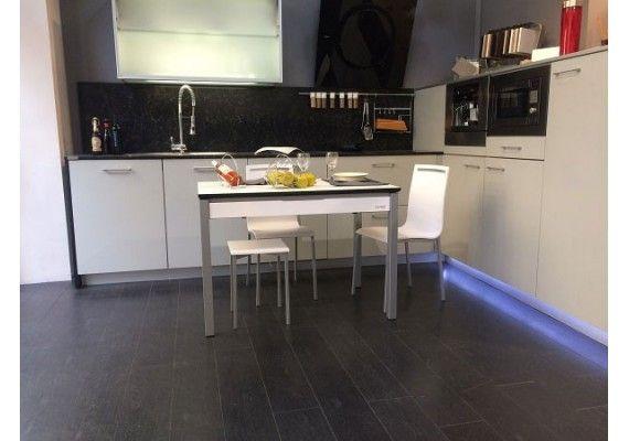 Mejores 21 im genes de mesa de comedor modernas fijas o - Mesa de cocina extensible cancio concept blanco ...