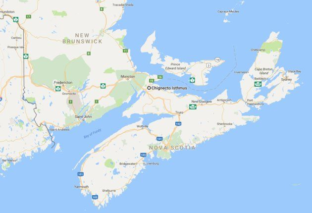 If no action is taken, the province's only connection to mainland Canada will flood.