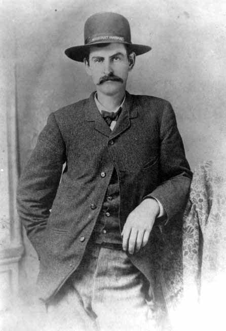 Mysterious dave mather cattle rustler lawman hired gun ...