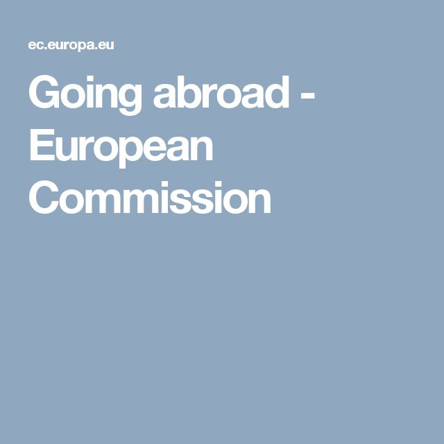 App Going abroad  van de Europese Commissie Verkeersregels binnen de EU landen