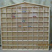 Стеллаж для Детских Игрушек... Смотрите больше коллекций на портале Ярмарка Мастеров.