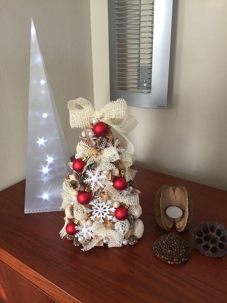 Vánoční stromeček dekorace