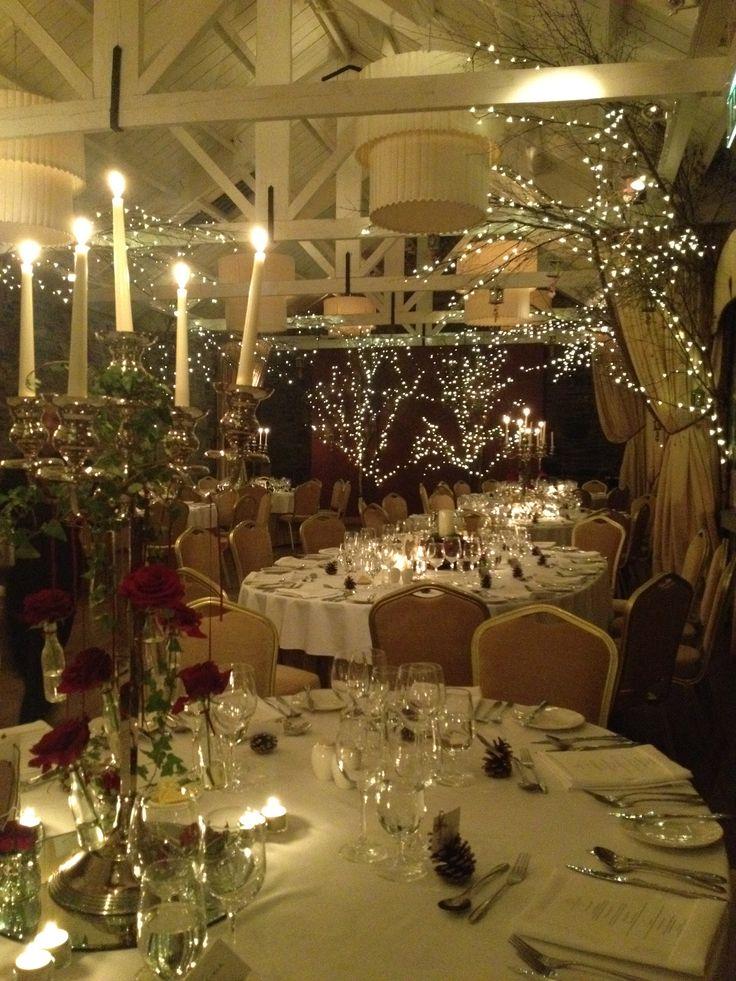 Christmas wedding in Ballymagarvey Ireland