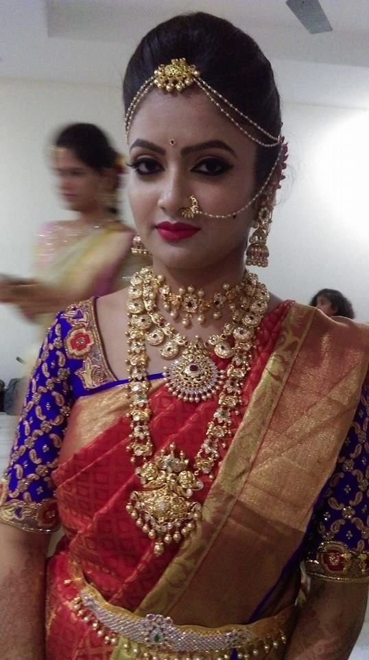 (82) Vijji Makeup artistry