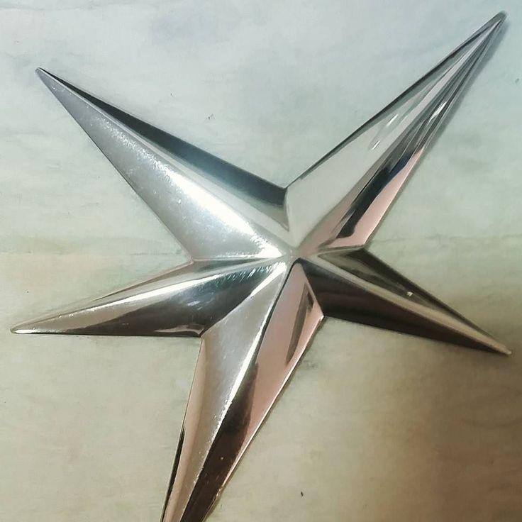 #Silver #Star #pendant by @silverlabcreations #custom #bespoke #order #jewelry #workshop #jewels #jewellery #gold #diamonds your jewelry workshop on #athens #greece
