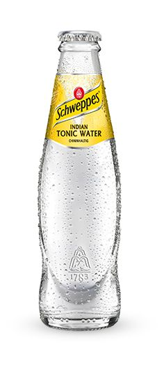 Schweppes Indian Tonic Water für stilvollen Genuss. Das 1870 eingeführte Getränk gilt heute als wahrer Klassiker unter den erfrischenden Tonic-Sorten. Mit seinem herausstechenden Geschmack wird das Indian Tonic Water gerne pur oder als Longdrink, wie Gin- oder Wodka-Tonic, getrunken.