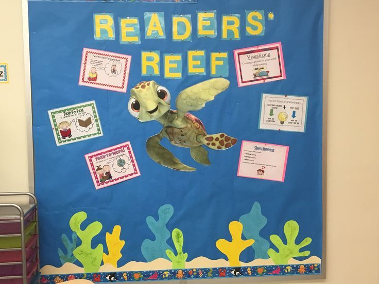 Image result for turtle bulletin board ideas