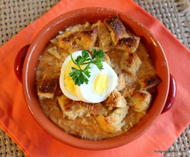 Chupe de Pollo - Thick Chicken Soup #hgeats