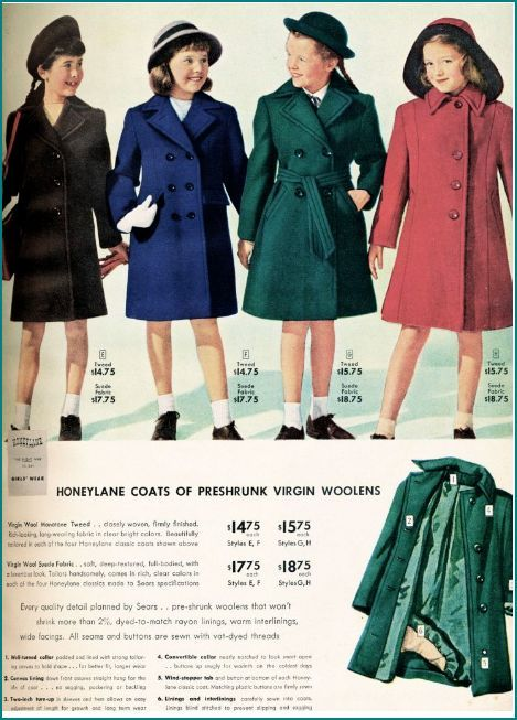 361 best Sewing: Little Girls Coats images on Pinterest   Girls ...