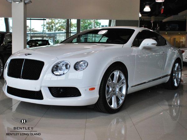 2013 Bentley Coupe