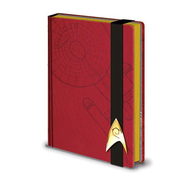 Star Trek Premium Notizbuch