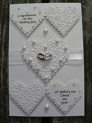 Wedding Card by barbra