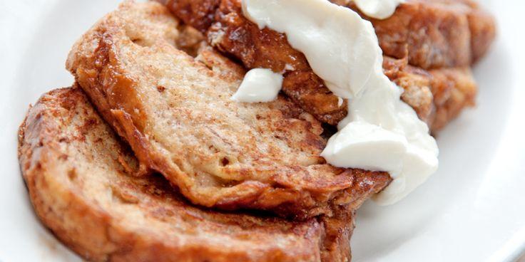 Suikerbrood is zó al lekker, maar als wentelteefje helemaal een topper! Wat heb je nodig voor wentelteefjes van suikerbrood? -…