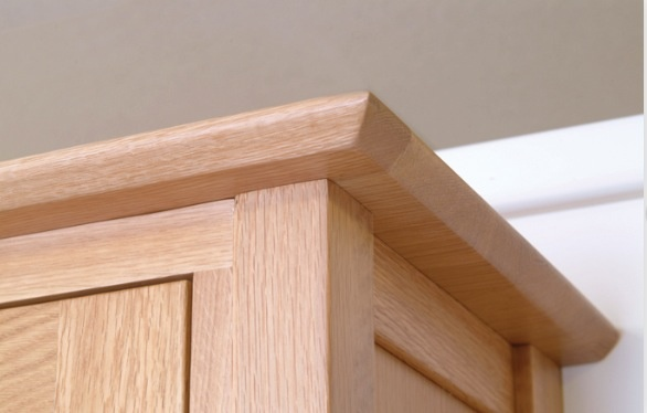 Devonshire new oak sideboard