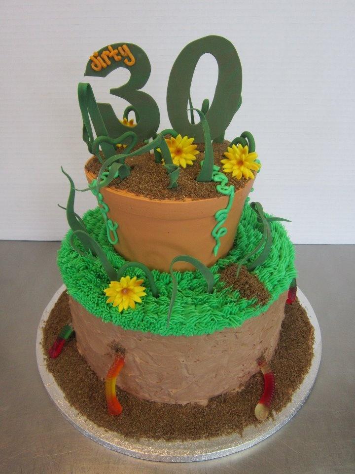 dirty birthday cake - photo #25